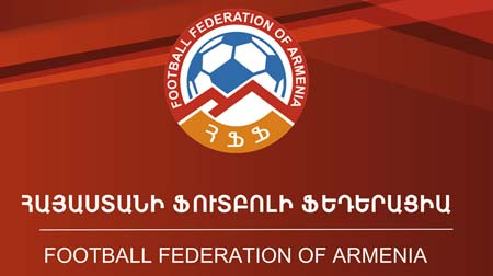 junior football tv ffa federation armenia