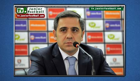 junior football tv ffa footballi federacia armen melikbekyan